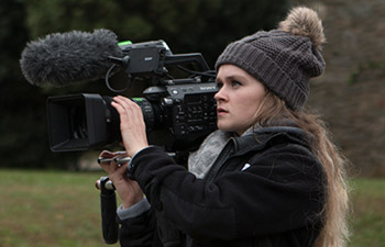 Cinematographer Heather Marshall